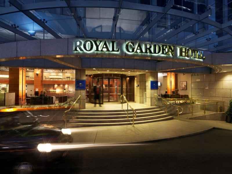 The Royal Garden Hotel